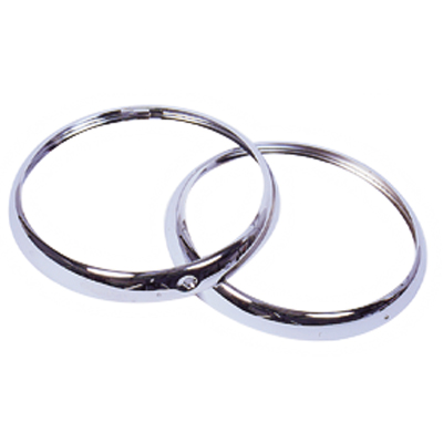 "7"" HEADLAMP RINGS"