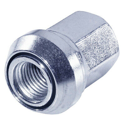12 x 1.25mm THREAD - TAPER CHROME VARIABLE