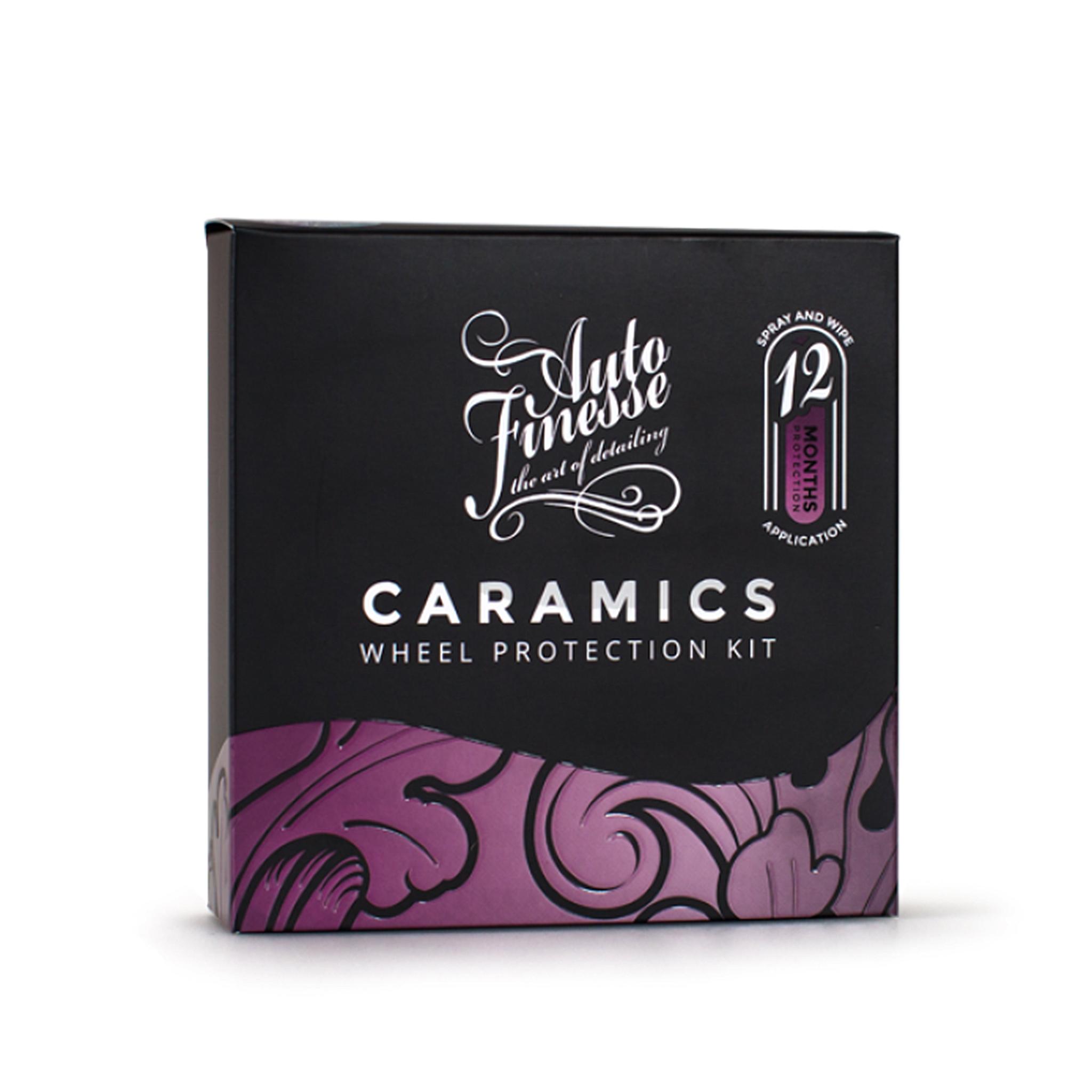 Auto Finesse Caramics Wheel Coating Kit