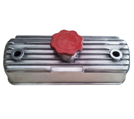 MINI/METRO ALLOY FINNED ROCKER COVER