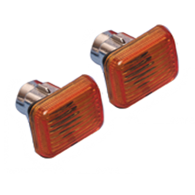 TAILORED MINI SIDE REPEATERS - AMBER